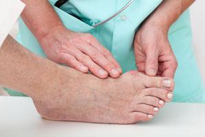 Traitement des pieds diabétiques à Levallois-Perret